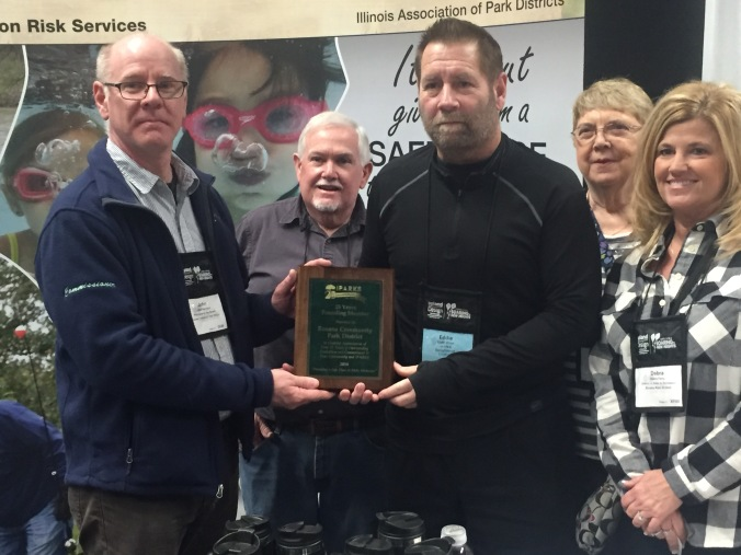 IAPD Conference Award