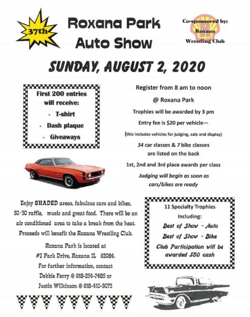 Car Show 2020