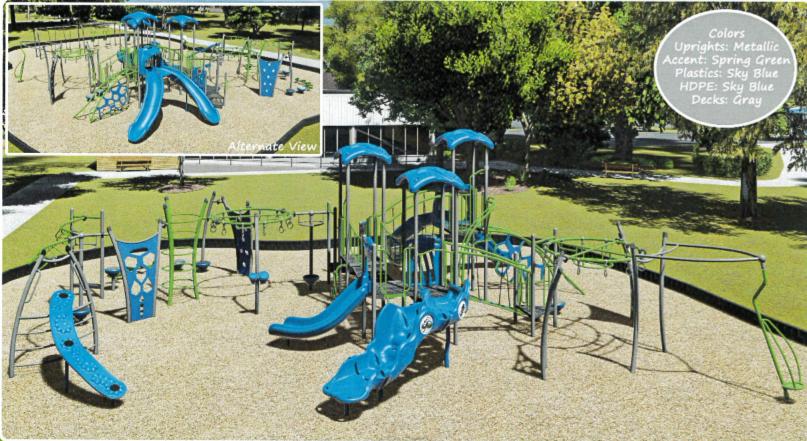Playground 2020
